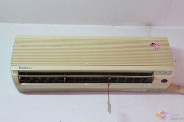 空调内机噪声大维修实例
