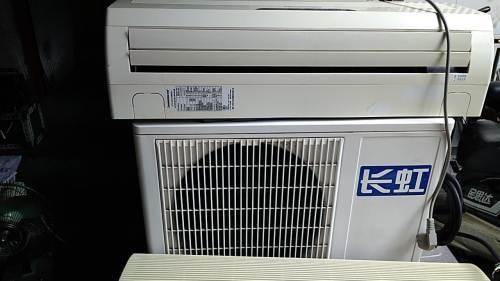 长虹空调的风扇电机有何特点?
