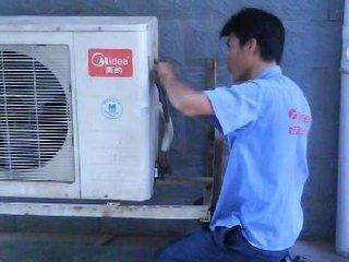 空调如何排除毛细管冰堵