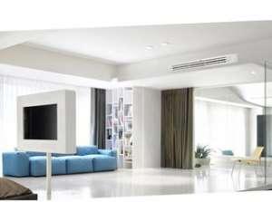 长虹空调维修H35W中央空调的实例