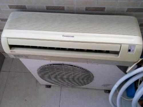 空调外机大管结霜是什么原因呢